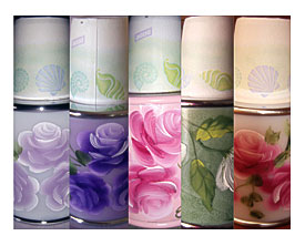 Custom Painted Designed Dixie 3 5 Oz Cup By Auntievelyn On Etsy Home Bathroom Dispenser