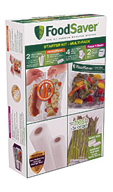 Foodsaver Freezer Bags Towels And Other Kitchen Accessories