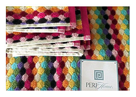 Peri Homeworks Collection Bath Towels - Towel Image