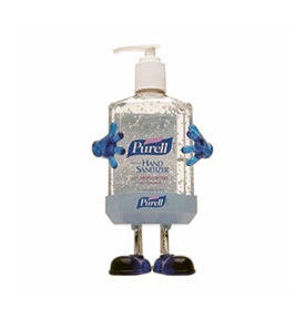 Purell Hand Sanitizer Dispenser Towels And Other Kitchen
