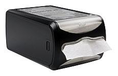 7f4148818f1 6432000 Tork Xpressnap Signature Counter Napkin Dispenser