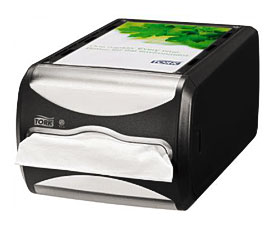 e19dc00e007 DX906E Tork Universal Xpressnap Dispenser Napkin