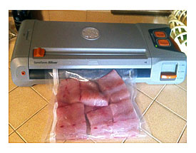 Ziploc Food Sealer Towels And Other Kitchen Accessories